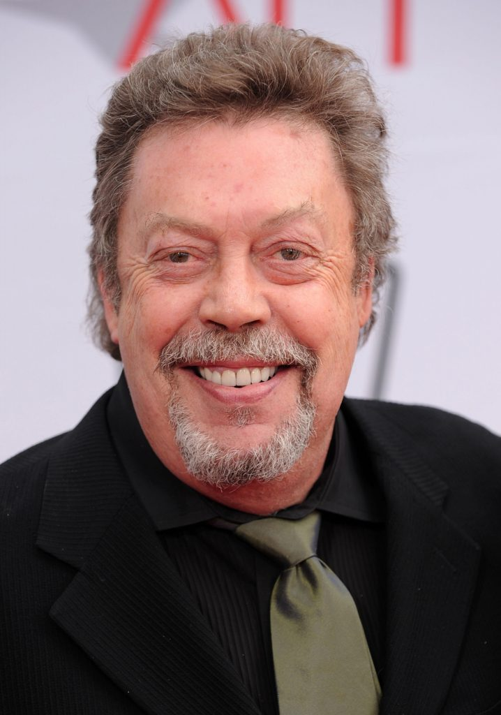CULVER CITY, CA - JUNE 10: Actor Tim Curry arrives at the 38th AFI Life Achievement Award honoring Mike Nichols held at Sony Pictures Studios on June 10, 2010 in Culver City, California. (Photo by Alberto E. Rodriguez/Getty Images) *** Local Caption *** Tim Curry