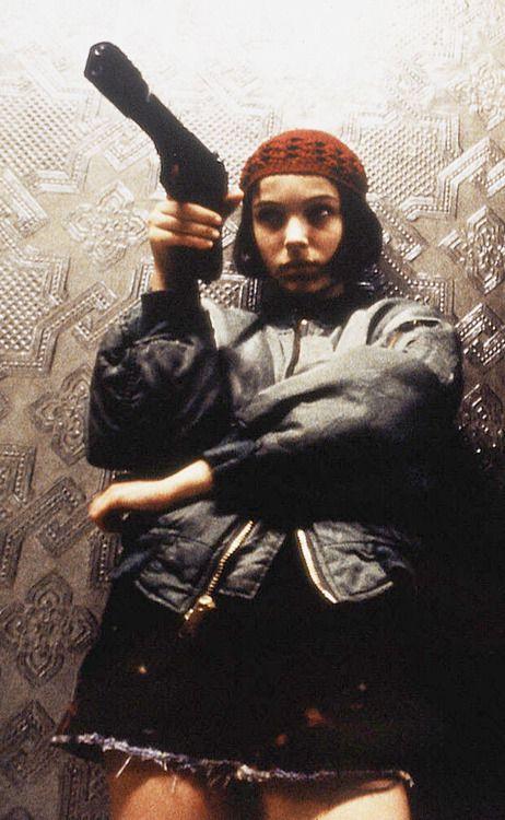 Leon - Der Profi / Leon F/USA 1994 Regie: Luc Besson Darsteller: Natalie Portman, Jean Reno Rollen: Mathilda, Leon