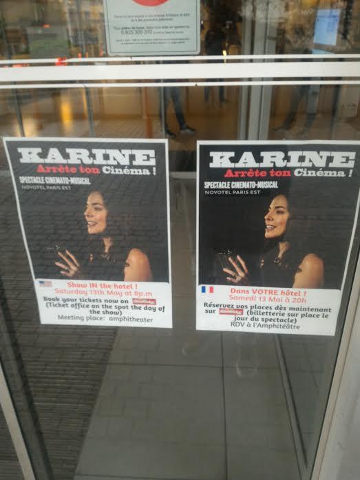 Karine Arrête ton Cinéma