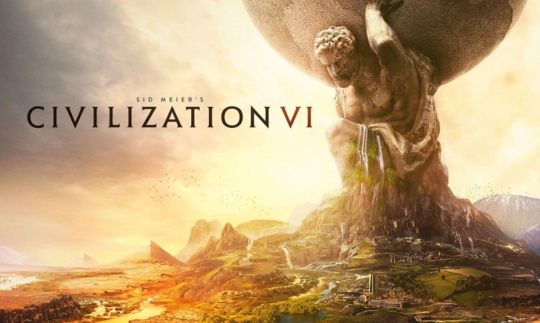 Jaquette de Civilization VI
