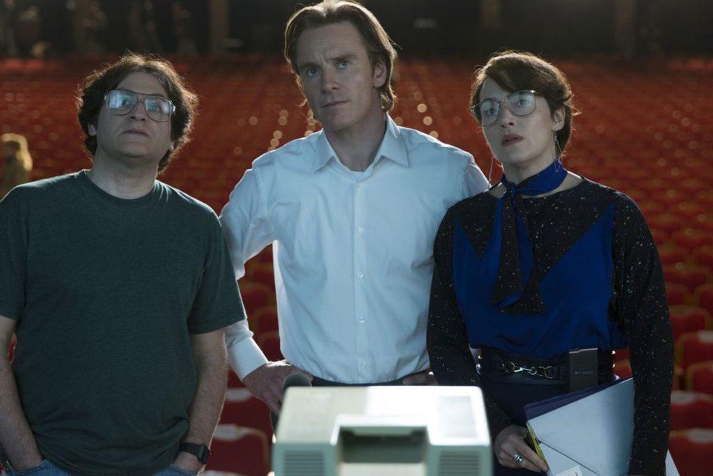 Andy, Steve et Joanna