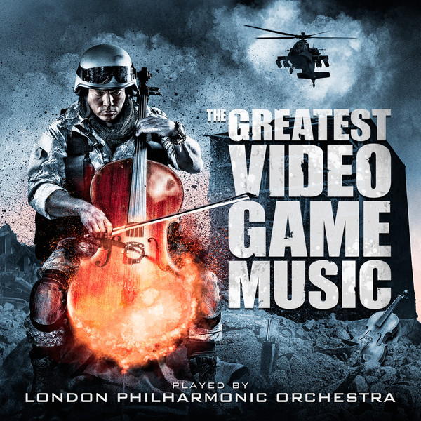 Pochette du Greatest Video Game Music