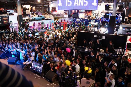 Image de la Paris Games Week