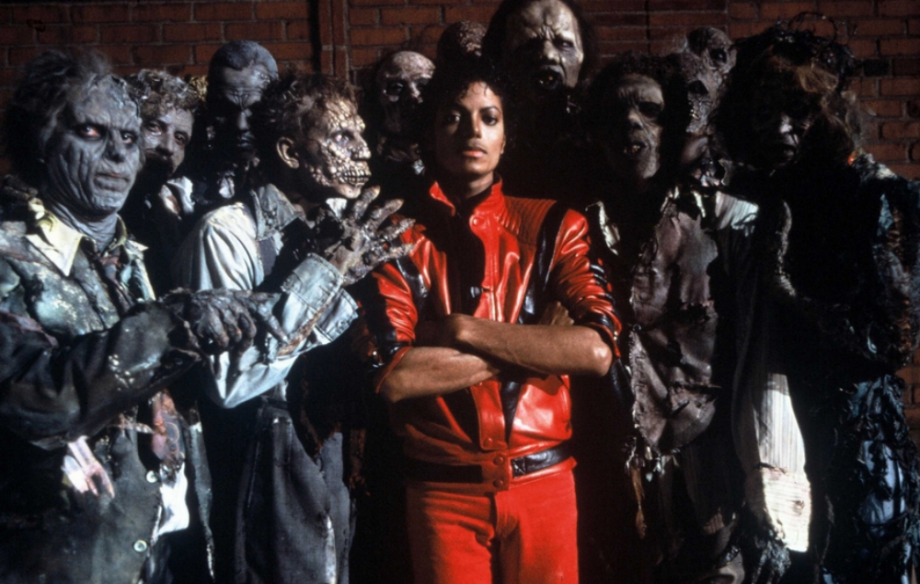 Clip de Thriller