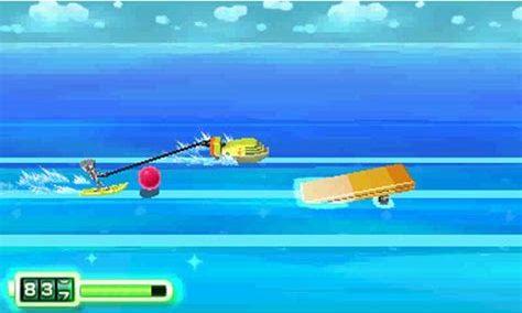 Chibi Robo sur son jetski
