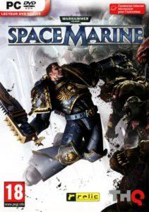 Jaquette du jeu Warhammer 40K : Space Marine