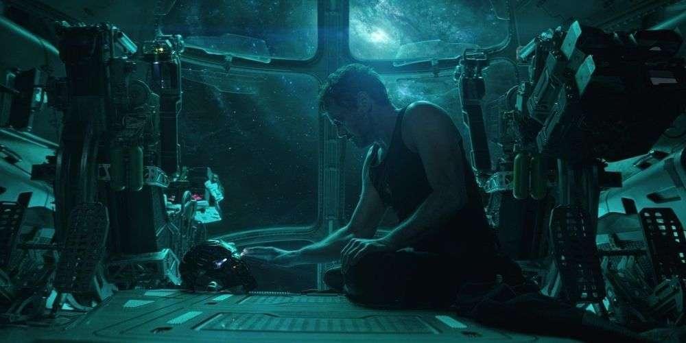 Tony Stark au début du film