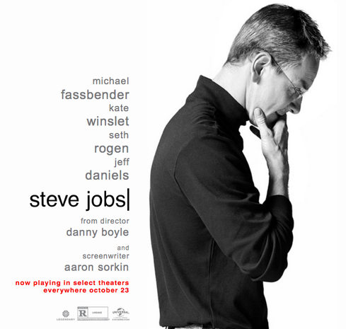 Affiche du film Steve Jobs